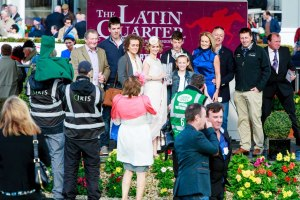 Galway Races Tuesday with Topaz Mile, Latin Quarter and Caulfield Industrial handicap. Photo by Darius IVAN @Galway_Races @GalwayLatinQtr #CraicInGalway http://goo.gl/Ip7Rb7