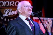 MONROE'S Live hosting Presidential campaign for Michael D. in 2012