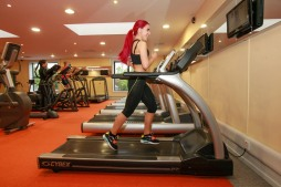 ACTIVE 24 FITNESS & LEISURE at The Connacht Hotel.