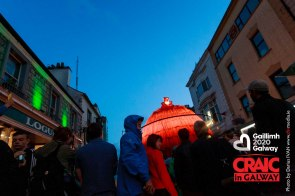 Giant Divas on Eyre Square. Friday 17 July 2015 at Galway International Arts Festival. #GIAF2015 #CRAICinGalway #IBackGalway