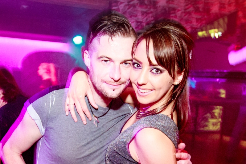 PIctured having The CRAIC in KARMA NightClub, Friday 21st August. www.thecraicingalway.com #CRAICinGalway #iBackGalway