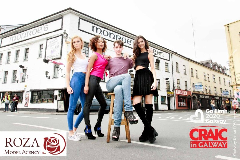 Galway Pride Launch in Monroe's Live Wednesday 13th August