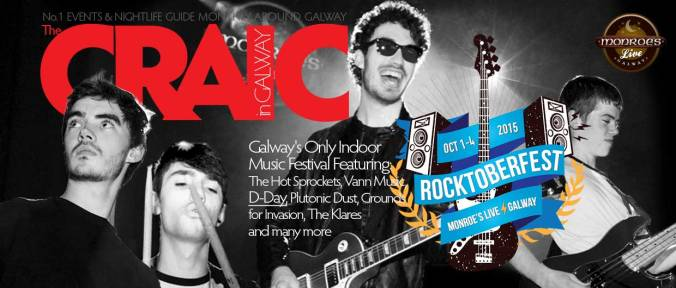 Welcome to the 49th edition of the Craic in Galway magazine.