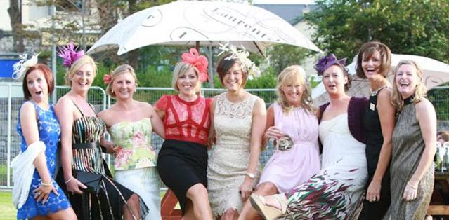 Clarenbridge Oyster Festival - Celebration of the oysters and fashion. Photo by Darius Ivan