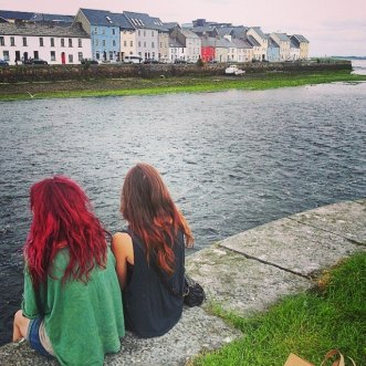 If you're lucky enough to have visited the Irish town, you'll understand the way we're feeling. (To any Newfoundlanders & Labradorians reading this, […] http://thisisjessandjana.com/2015/09/07/the-problem-with-galway-girl/