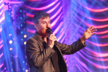 @IrishTV Christmas Show 2015 at Taylor's Three Rock Hotel in Dublin. A Bit of the CRAIC with the Dubs! Photo by Darius Ivan www.irishtv.ie