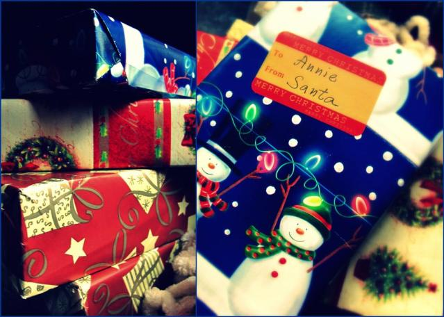 presents for me ;-)