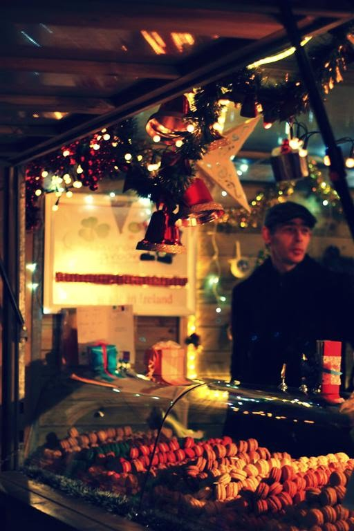 Christmas Market, Galway