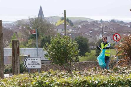 Glan, Knocknacarra Cleaning