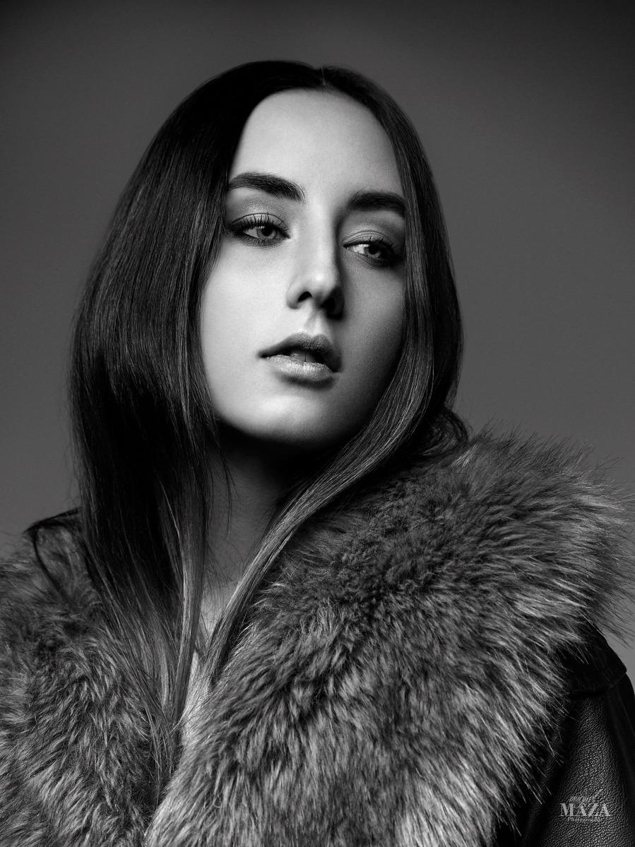 Maria Ciobanu by Miguel Maza