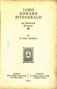 Edward Fitzgerald titlepage