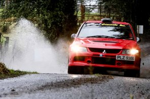 GALWAY INTERNATIONAL RALLY 2014. Photo by Darius Ivan