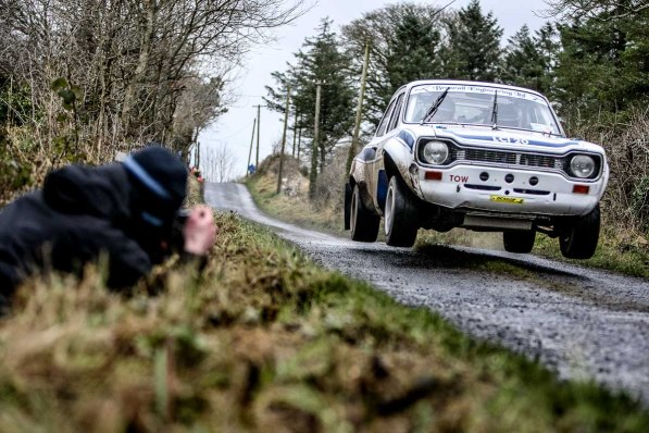 Galway International Rally 2009. Photo by Darius Ivan