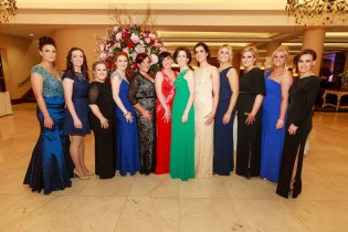 pictured in the Salthill Hotel at Hand in Hand Ball last Saturday 6th February. Photo by Darius Ivan