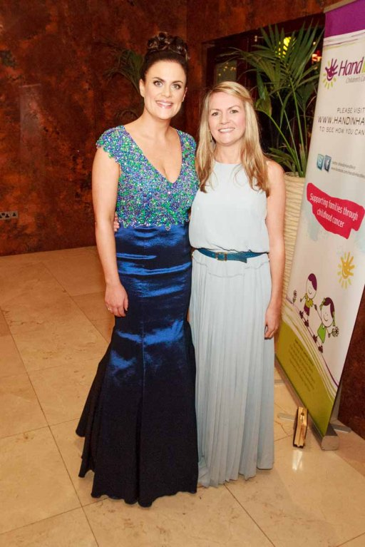 Saoirse Kenny, Clíodhna Keys, pictured in the Salthill Hotel at Hand in Hand Ball last Saturday 6th February. Saoirse Kenny 3 hrs · I am absolutely thrilled to announce that the Hand in Hand Ball has raised an amazing €13,260.07! I would like to personally thank every single person and business that contributed to making this ball the massive success that it was! Like I said on the night....it is possible to make lots of money for a good cause whilst having lots of fun in the process! Please put Saturday 4th February 2017 in your social diaries and we'll do it all again! Xxx Photo by Darius Ivan