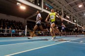 Michael RIMMERGBR 1:48.13 first, Guy LEARMONTH 1:48.20 second and Jamie WEBB 1:48.30 from Britaing third on 800 meters at AIT GRAND PRIX 2016 Athlon IT. Photo by Darius Ivan www.irishtv.ie