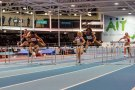 Kristi CASTLIN USA with time 7.92 winning 60mH at AIT GP16 just 0.01sec  before second american Sharika NELVIS 7.93 and third UKRHana PLATITSYNA 7.99 at AIT GRAND PRIX 2016 Athlon IT. Photo by Darius Ivan www.irishtv.ie