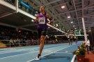 Czech World indor Champion Pavel MASLAK winning 400m in Athlone with time 46.07 before IRISH Brian GREGAN 47.62 and Holand Bjorn BLAUWHOF 47.75. AIT GRAND PRIX 2016 Athlon IT. Photo by Darius Ivan www.irishtv.ie