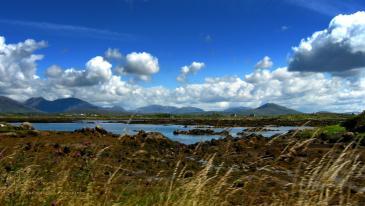 Connemara the beautiful
