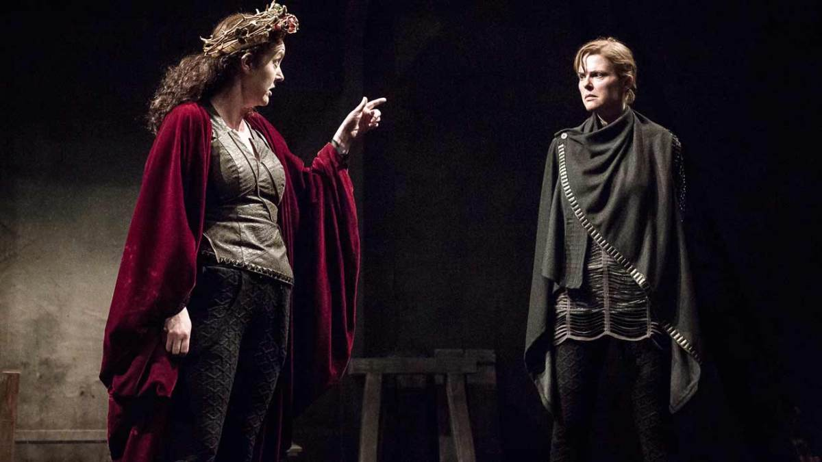 DruidShakespeare sweeps the boards at Irish Times Irish Theatre Awards - Druid Theatre Company, Galway, Ireland