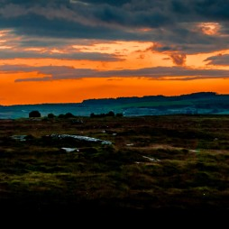 CONNEMARA SUNSET PANO HAND--3