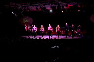 Final monent of the last show of the 13th season at 'Trad on The Prom' | Ireland's No.1 Music, Dance and Song Show 2017 in Leisureland Galway. Photo by Darius Ivan