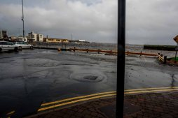 Hurricane Ophelia hitting Galway on the west coast of Ireland Monday 16th October 2017. Captioned after the storm in the Galway's Harbour. Photo by Pan Jan, divmedia.ie #hurricaneophelia, #galway, #divmedia, #craicingalway, #october2017, #panjan, #galwayharbour, #fibreglassgalway,