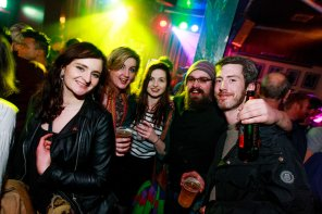 Club GASS taking it back to the 90s on Feb 16th. With Dj John blaring out all the best 90's bangers for Kiki's Drag show with Dona, Poppy, Alicia, and guests for the most glamorous throwback to the 90's. Photo Darius Ivan www.divmedia.ie