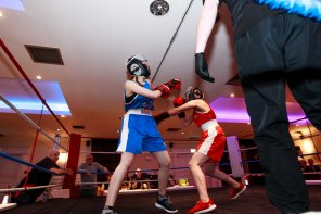 The BIG HEART FIGHT NIGHT 2018. Galway's Black Dragon fundraising event took place at Menlo Park Hotel last February Friday. Photo by divmedia.ie Wach the fragmemts from the night in Virtual Reality 360 degrees around here https://youtu.be/J91uLQaYNwE?t=1m33s