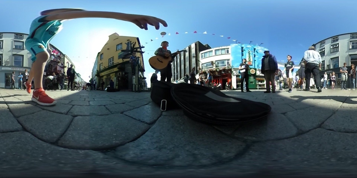 Buskers In Galway | Street Spirits Of the Friendliest City of Tribes