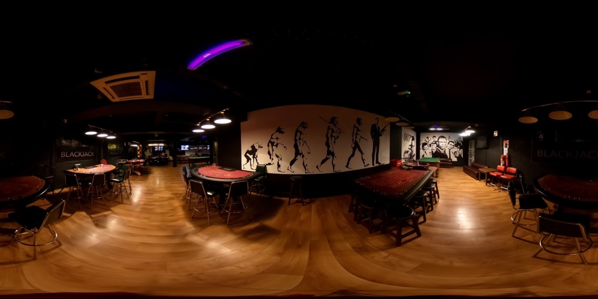 What's The Craic? | With 4 Aces In Virtual Reality of Galway 360