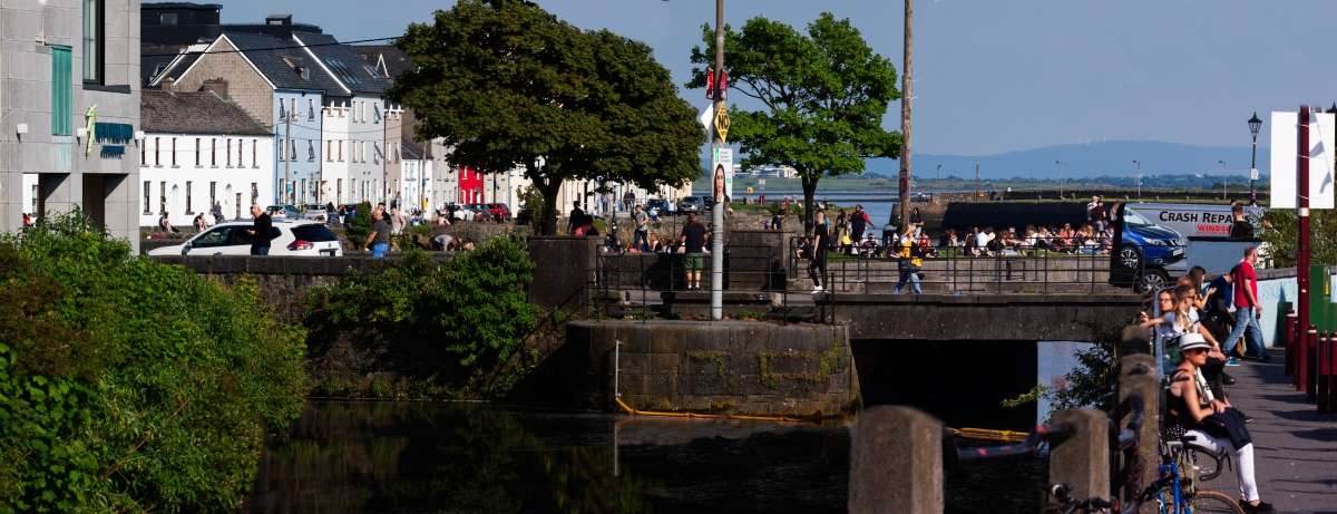 Summer Hit Galway Leaving the City Officials Helpless