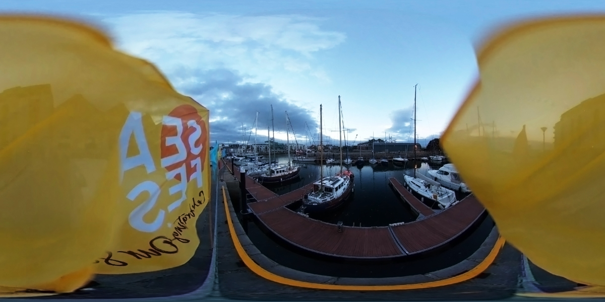 4 Aces in Hand at Seafest 2018 | Harbour and Docks Dressed Ready