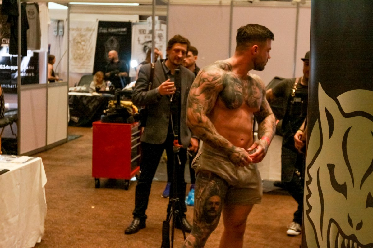 Galway Tattoo Show 2018 | BodyArt Exhibition in the friendliest city done and dusted