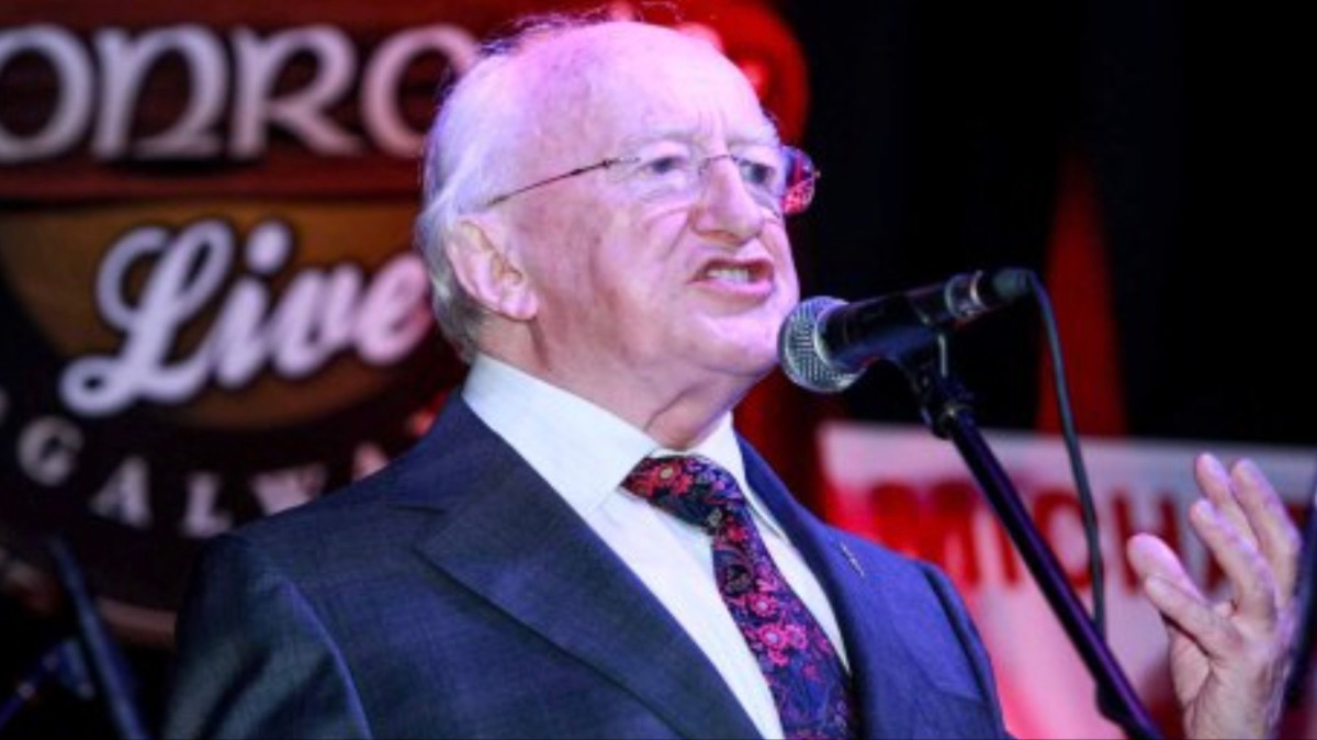 Artists for Michael D. | Tonight In Monroe's Galway
