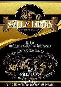 Sally Longs 30th Anniversary Celebration ThuOctober25--3